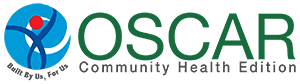 OSCAR. Community Health Edition. Built by us, for us
