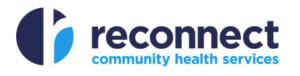reconnect community health logo